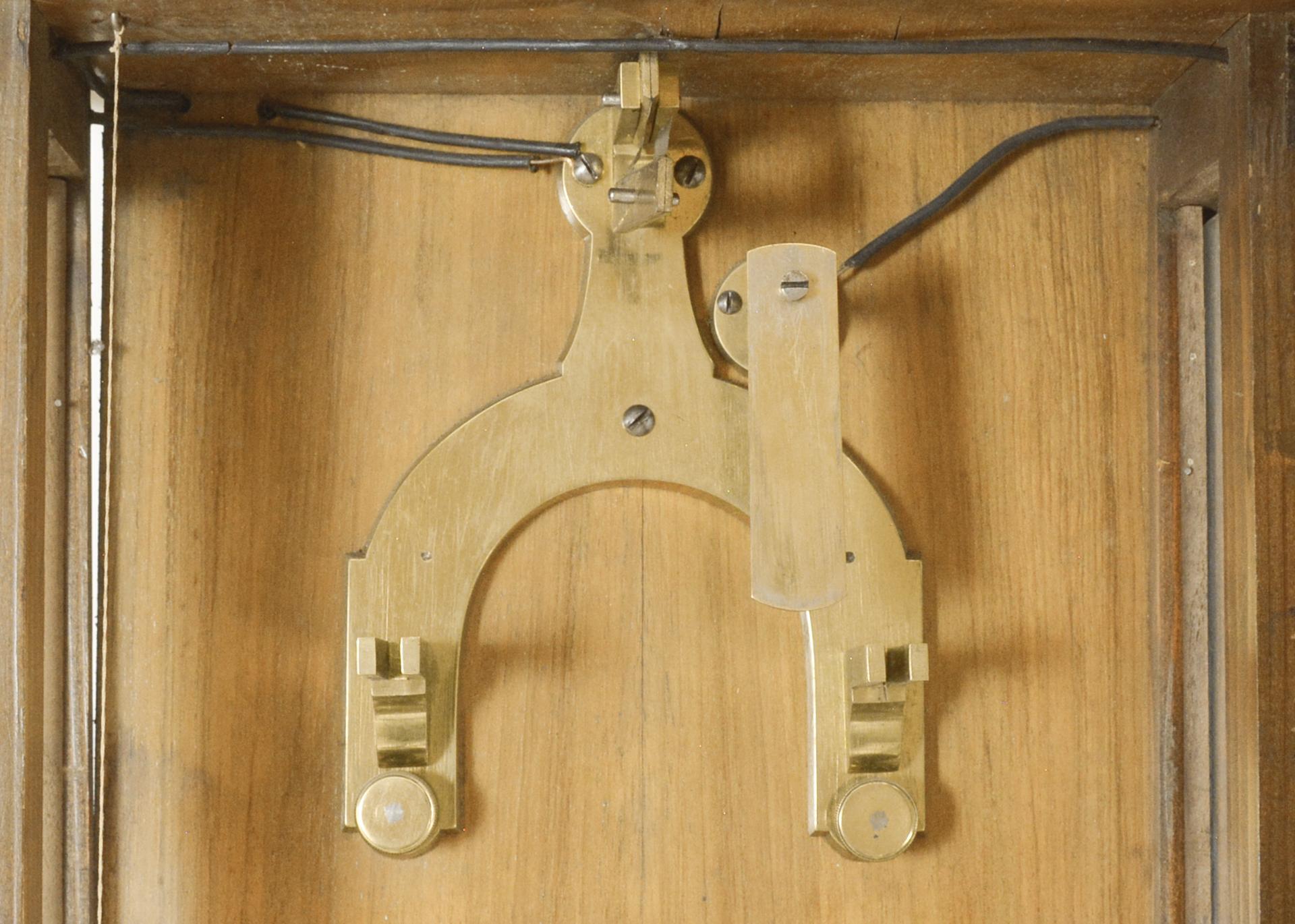Matthaus Hipp Electromagnetic Wall Clock